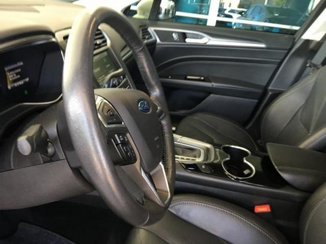 2016 Ford Fusion Energi 4dr Sdn Titanium