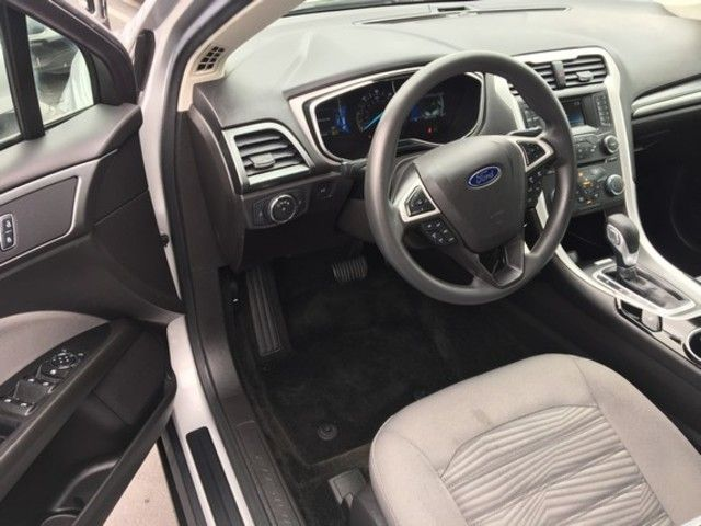 2016 Ford FusionHYBRID 4dr Sdn S Hybrid FWD