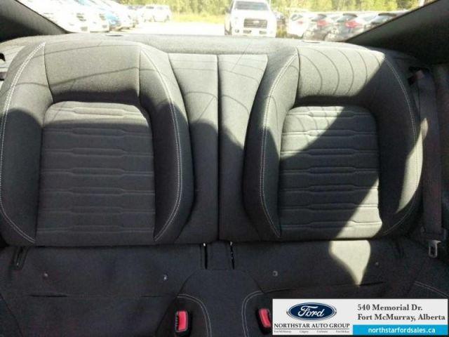 2016 Ford Mustang Coupe|2.3L|Security Pkg|Wheel/Side Stripe Pkg