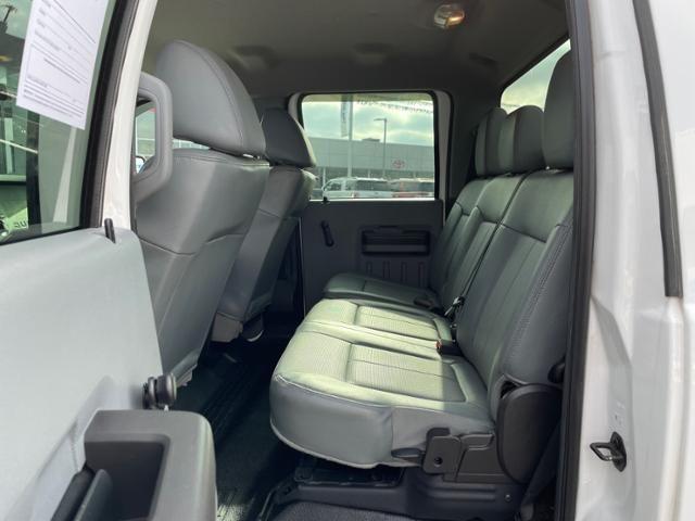 2016 Ford Super Duty F-250 SRW 4WD Crew Cab 156 XL