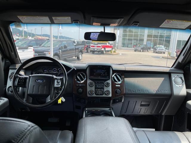 2016 Ford Super Duty F-250 SRW 4WD Crew Cab 156 Lariat
