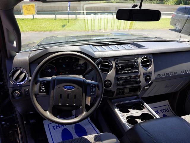 2016 Ford Super Duty F-250 SRW 4WD Crew Cab 156 XLT