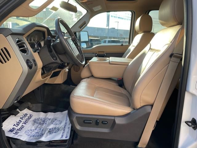 2016 Ford Super Duty F-250 SRW 4WD Crew Cab 172 Lariat
