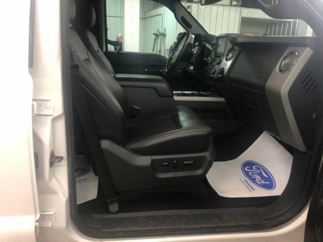 2016 Ford Super Duty F-350 DRW Lariat