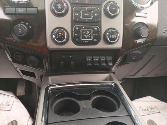 2016 Ford Super Duty F-350 SRW 4WD Crew Cab 156 Platinum