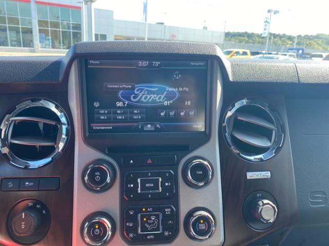 2016 Ford Super Duty F-350 SRW 4WD Crew Cab 172 Lariat