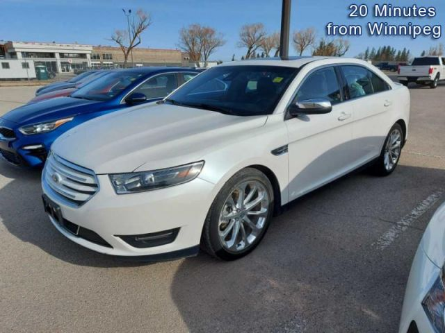 2016 Ford Taurus Limited AWD  - Leather Seats