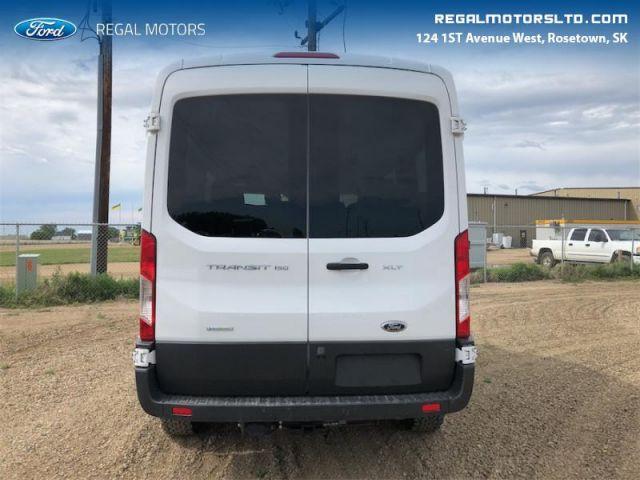 2016 Ford Transit-150 Passenger Wagon XLT