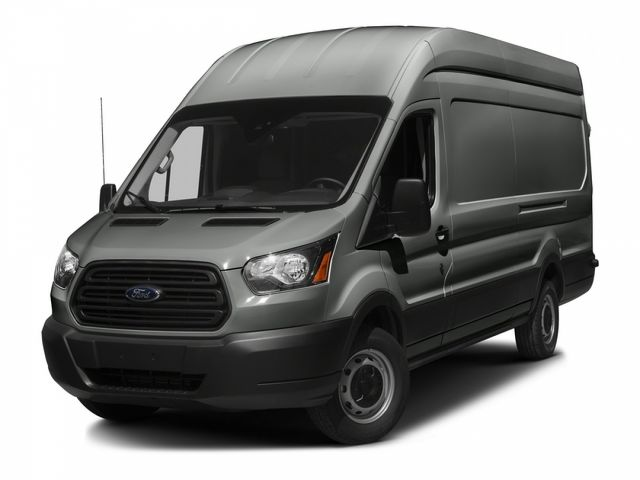 2016 Ford Transit Cargo Van T-350 HD 148 EL Hi Rf 9950 GVWR Sliding RH Dr DRW