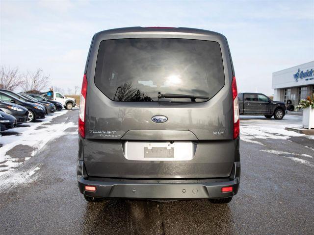 2016 Ford Transit Connect Wagon XLT w/Rear Liftgate