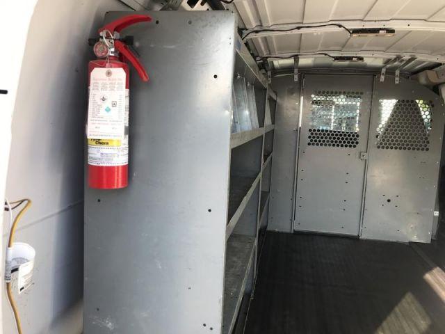 2016 GMC Savana 2500 1WT Cargo