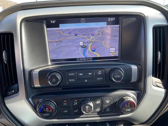 2016 GMC Sierra 2500HD 4WD Double Cab 144.2 SLE