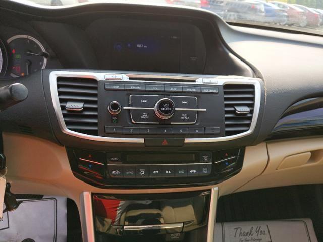 2016 Honda Accord 4dr I4 CVT LX