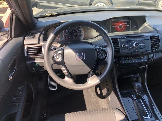 2016 Honda Accord 4dr I4 CVT Sport