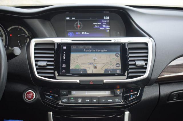 2016 Honda Accord Sedan Touring  - Navigation