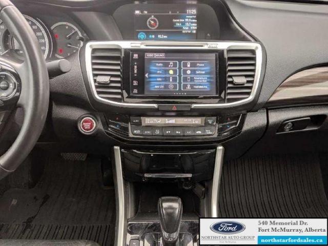 2016 Honda Accord Sedan EX-L  |2.4L|Rem Start|Moonroof|Adaptive Cruise