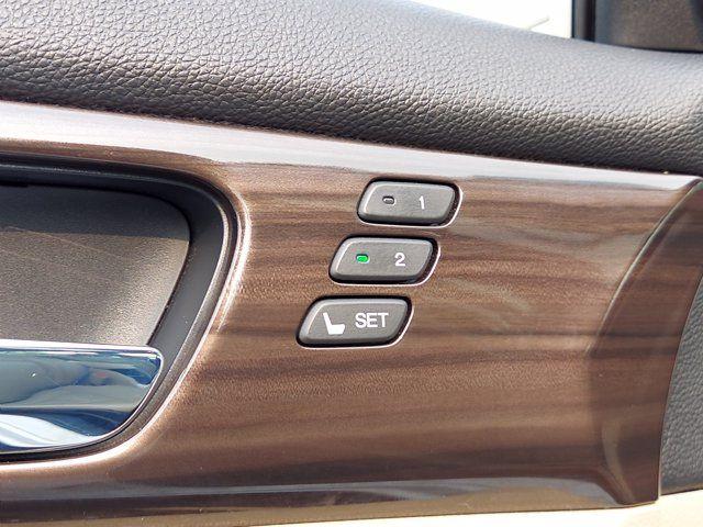 2016 Honda Accord Sedan EX-L