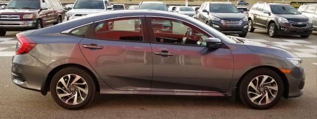 2016 Honda Civic EX CVT, Honda Sensing,Backup Camera,Remote Start