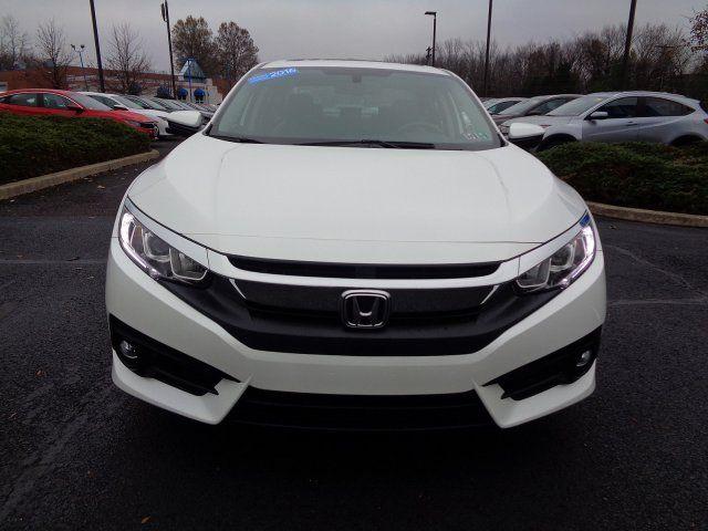 2016 Honda Civic Sedan EX-L