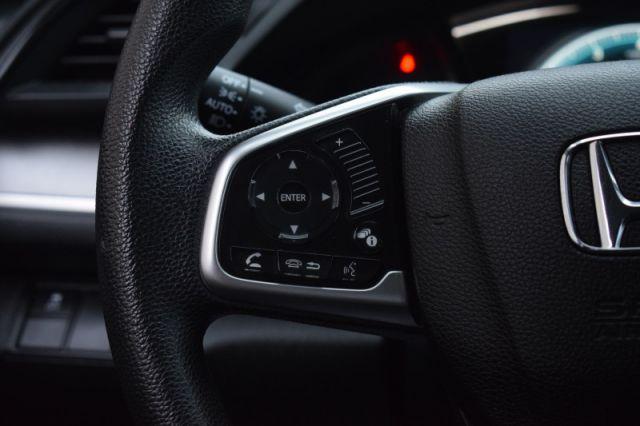 2016 Honda Civic Sedan LX  | MANUAL | HEATED SEATS