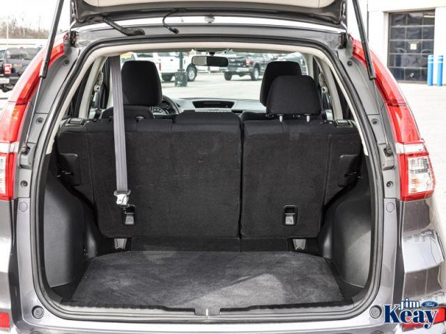 2016 Honda CR-V LX   Bluetooth