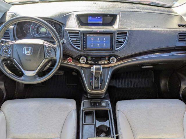 2016 Honda CR-V Touring  |2 YEARS / 40,000KMS EXTENDED POWERTRAIN WARRANTY INCLU