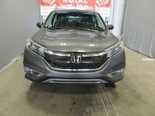 2016 Honda Cr V 4wd Touring