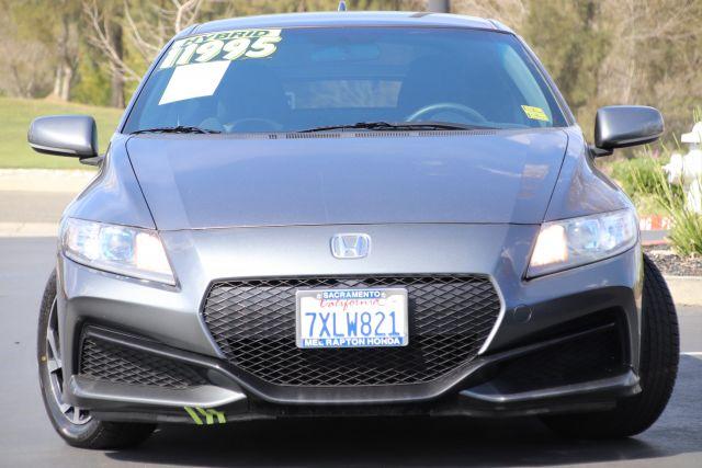2016 Honda CR-Z Hatchback LX