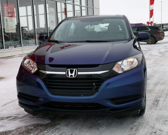 2016 Honda HR-V 4WD LX CVT, Heated Seats, All Season Mats