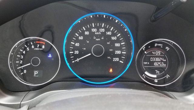 2016 Honda HR-V 4WD EX CVT