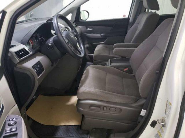 2016 Honda Odyssey EX (w) DVD