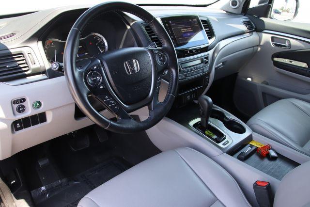 2016 Honda Pilot EX-L Sport Utility