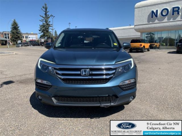 2016 Honda Pilot Touring  |LEATHER| SUNROOF| DVD| TORUING| 7 SEATER| - $260 B/W