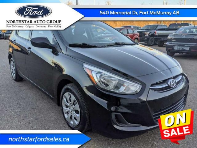 2016 Hyundai Accent SE  |NO PAYMENTS UNTIL CANADA DAY