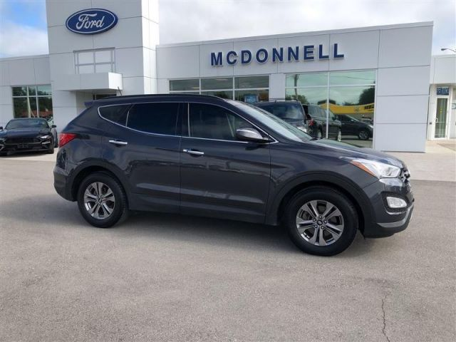 2016 Hyundai Santa Fe Sport MOONROOF HEATED SEATS&LEATHER.