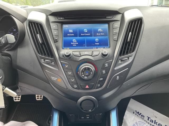 2016 Hyundai Veloster 3dr Cpe Man Turbo Rally Edition