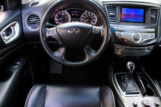 2016 INFINITI QX60 Sport Utility