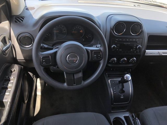 2016 Jeep Compass FWD 4dr Sport