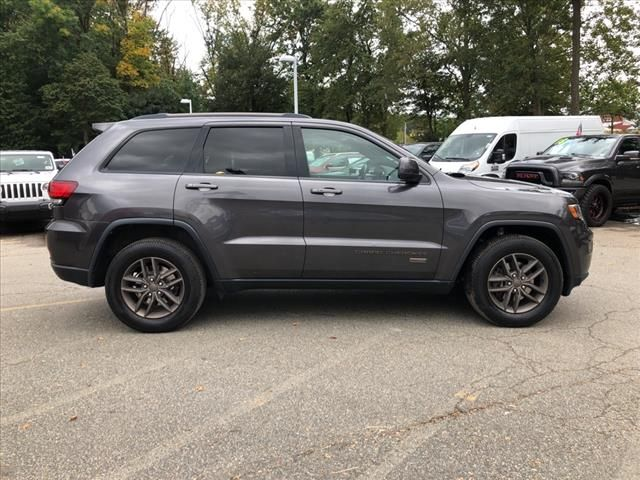 2016 Jeep Grand Cherokee Laredo 75th Anniversary