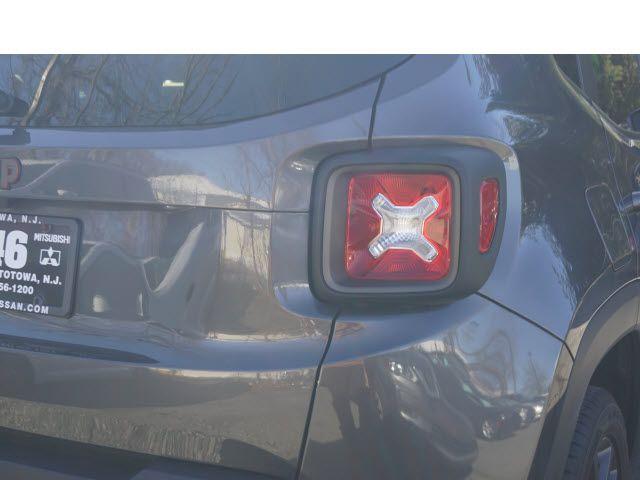 2016 Jeep Renegade Latitude 75th Anniversary