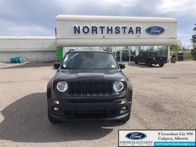 2016 Jeep Renegade North  |MARVEL EDITION| AWD| CLOTH| ONE OWNER|
