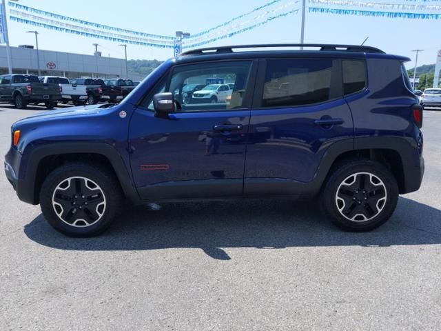 2016 Jeep Renegade 4WD 4dr Trailhawk