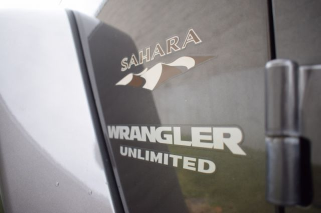 2016 Jeep Wrangler Unlimited Sahara  -  A/C