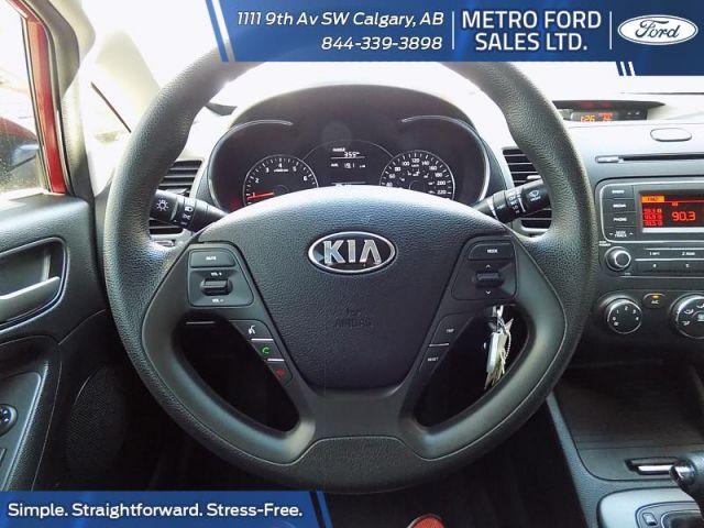 2016 Kia Forte LX+  - $96 B/W
