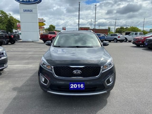 2016 Kia Sorento EX-TRADE-IN-3RD ROW-BACK UP CAMERA-143 B