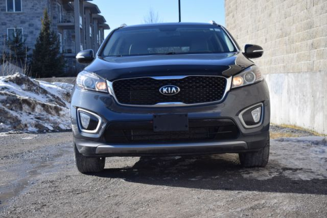 2016 Kia Sorento EX  | LEATHER | HEATED SEATS & WHEEL