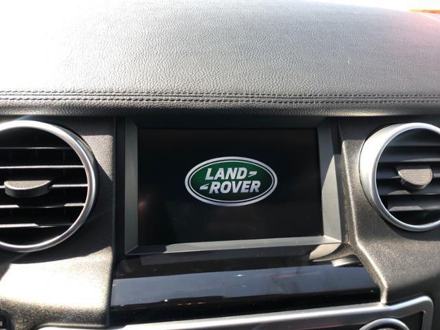 2016 Land Rover LR4 4WD 4dr