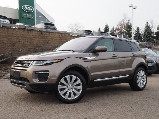 Range Rover Norwood >> Certified Pre-Owned 2016 Range Rover Evoque Details