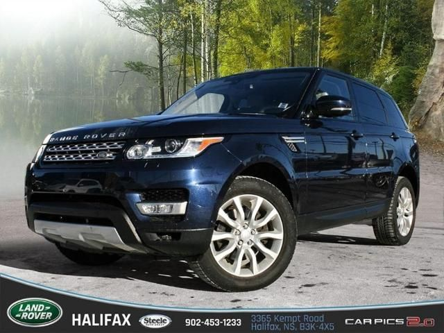 Land Rover Halifax >> Certified Pre Owned 2016 Range Rover Sport Details