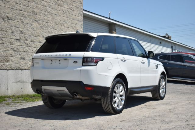 2016 Land Rover Range Rover Sport V6 HSE  - Leather Seats